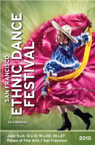 ethnic dance festival